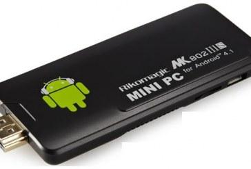 AndroidMiniPC: Un PC sous Android à peine plus grand qu'une clé USB