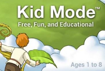 Mode Enfant: Jeux et Vidéos pour verrouiller votre Android