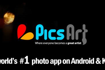 PicsArt Studio Photo: la meilleure appli photo sur Android