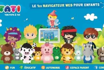 Potati: Un navigateur sécurisé pour les enfants