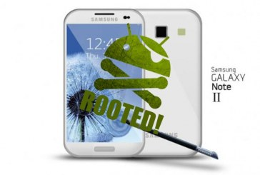 Rooter le Galaxy Note 2