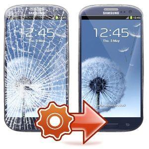 Read more about the article Changer l'écran du Galaxy S3 en vidéo
