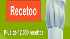 Recetoo: Retrouvez plus de 12 000 recettes sur Android!