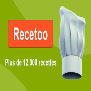 Read more about the article Recetoo: Retrouvez plus de 12 000 recettes sur Android!