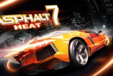 Asphalt 7 Heat: Ça décoiffe !