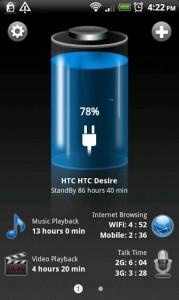 Batterie HD 1