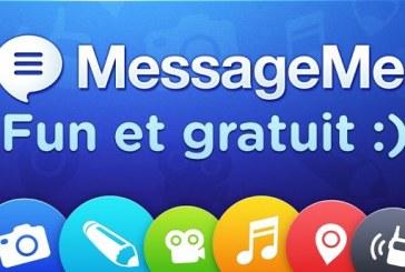 MessageMe: Un moyen simple et fun de communiquer