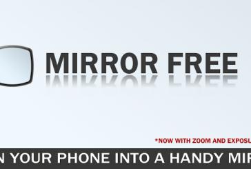 Miroir: Vous pouvez vous voir dans votre Android