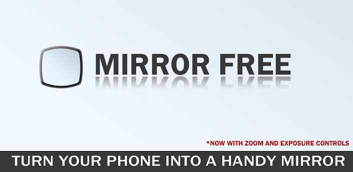 Miroir application divers girly android android for Application miroir android
