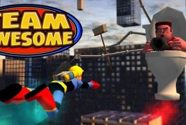 Team Awesome Free: Vous êtes un Super Héros