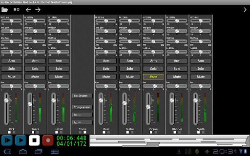 enregistreur multipistes gratuit