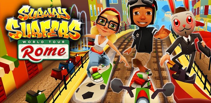 Subway Surfers: Un Running Game à capuche