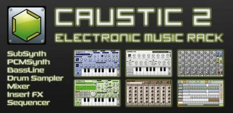 CAUSTIC 2: Une application de création musicale