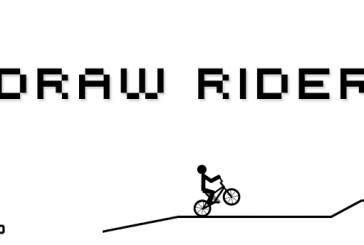 Draw Rider: Un jeu de course en noir et blanc