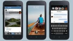 Facebook Home: Une surcouche pour Android