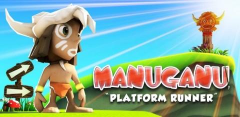 Manuganu: Un running game à la sauce plateforme