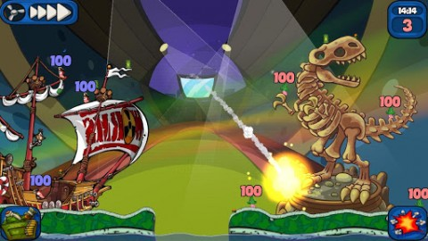 Worms 2 Armageddon 1