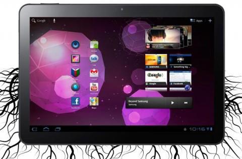 Rooter la Galaxy Tab 10.1 avec One Click Root