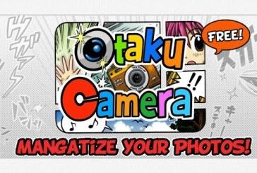 Caméra d'Otaku: vos photos style manga