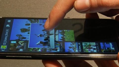 Galaxy S4 b
