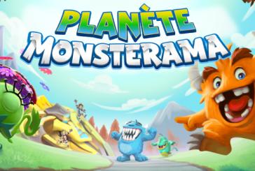 Planète Monsterama: Créez une ville monstrueuse