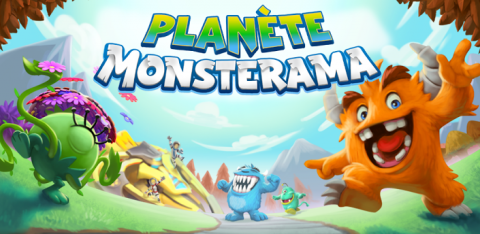 Read more about the article Planète Monsterama: Créez une ville monstrueuse