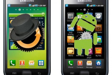 Rooter le Galaxy S i9000 avec CF-Root