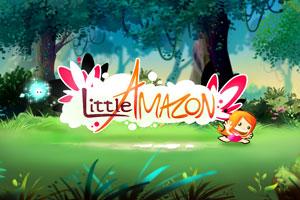 Little Amazon: Un jeu de plate-formes tout mignon!