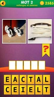2 Images 1 Mot Mix Pics Plus 1