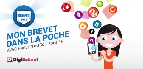 Read more about the article Brevet des Collèges 2013: Pour bien se préparer