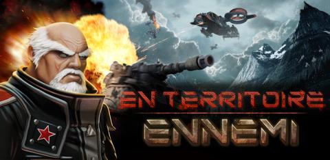 En Territoire Ennemi: Un STR en temps réel