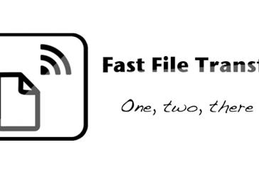 Fast File Transfer: Pour envoyer des fichiers via le Wifi