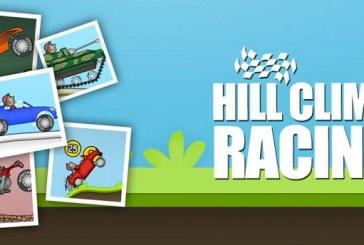 Hill Climb Racing: Gravissez des montagnes