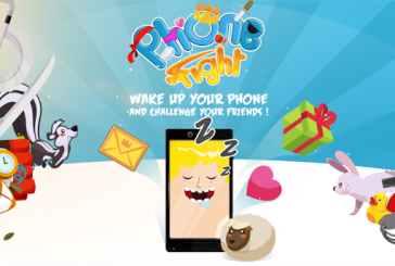 PHONE FIGHT MMO: Fun et Gratuit