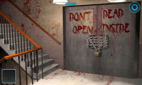 Zombie Invasion T-Virus 1