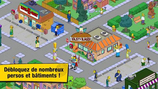Les simpson Springfield: Retrouvez les Simpsons sur Android!