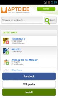 Aptoides Apps Trends 1
