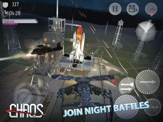 C.H.A.O.S Tournament 3