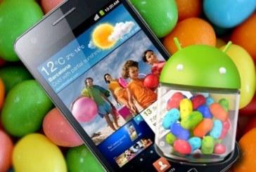 Flasher le Galaxy S2 avec la rom officielle Jelly Bean 4.1.2