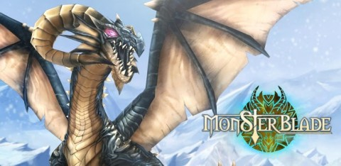 Monster Blade: Adoptez un monstre !