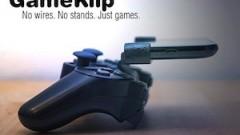 GameKlip Wireless Play: Connectez une manette Playstation à votre Android!