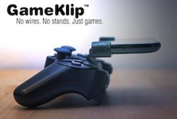 GameKlip Wireless Play: Connectez une manette Playstation à votre Android!