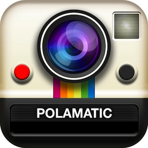 Polamatic: Polaroid lance son application sur Android!