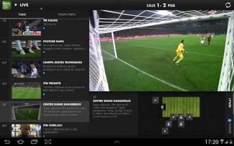 CANAL FOOTBALL APP1