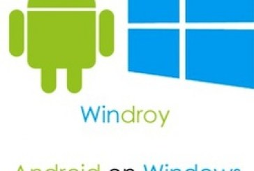 Windroy: Emulez Android sur votre PC Windows!