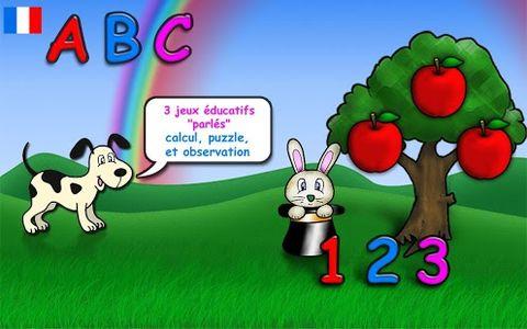 A,B,C Jeux éducatifs pour enfants 2