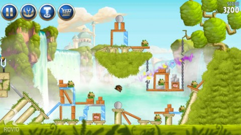Angry birds star wars ii que la force soit avec toi android zone - Telecharger angry birds star wars 2 ...