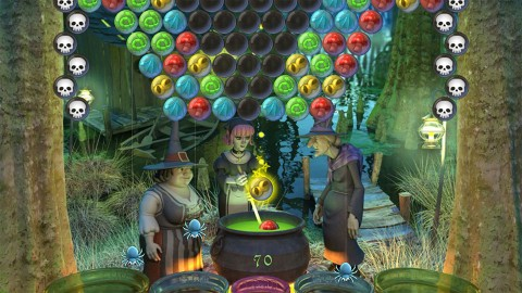 Bubble Witch Saga 1