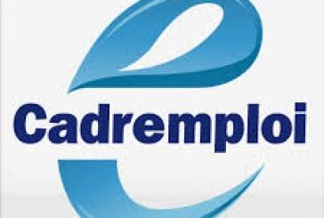Cadremploi: Offres d'emploi sur votre smartphone