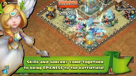 Castle Clash 3